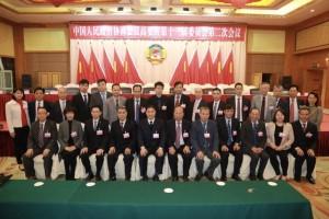 参加高要区政协与人大会议